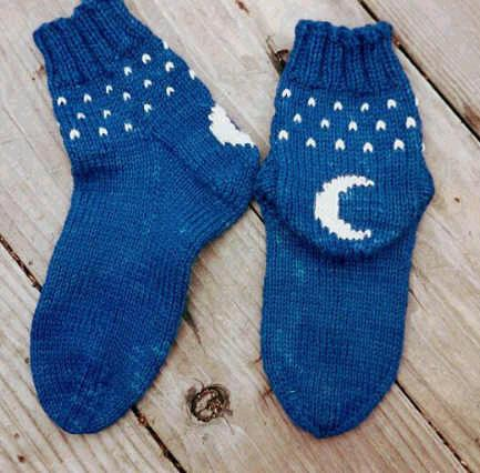 Free Knitting Patterns | Clothing » Sandals, Shoes, & Slippers