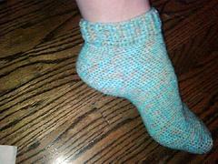 Crochet Socks Patterns Toe Up : PatternLinks.com - Free Crochet Patterns Clothing Socks