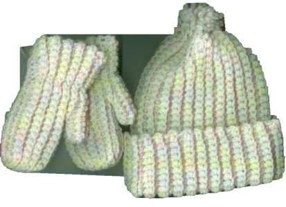 Patternlinks Free Crochet Patterns Clothing Mittens Gloves