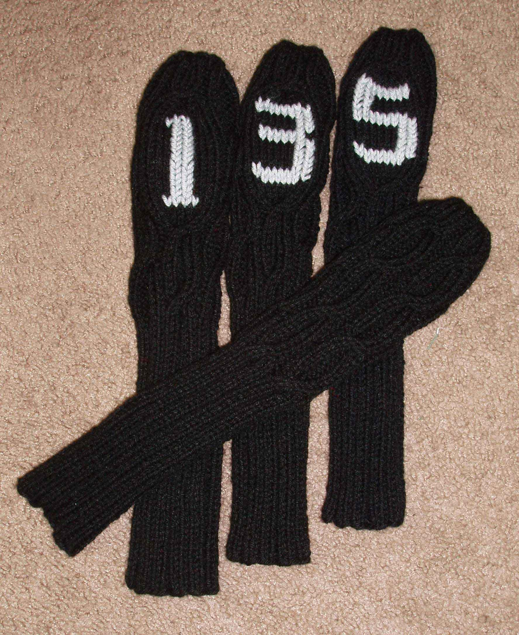 PatternLinks.com - Free Knitting Patterns | Sports » Golf