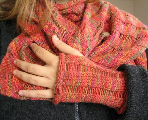 Clapomitaines Fingerless Mitts