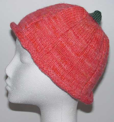 Adult Size Pumpkin Hat