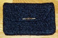 Clutch Purse, Felted