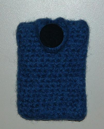 Cell Phone Cozy, Felted