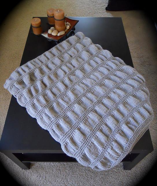 Elm Avenue Throw Blanket
