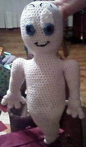 Casper, the Friendly Ghost Plushie