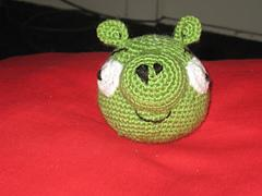 Angry Birds: Evil Green Pig