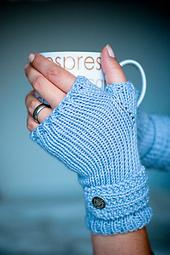 Fable Fingerless Mitts