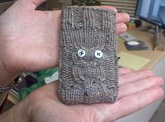 Who? iPod Cozy