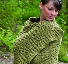 C224 Cascade Eco + Quilt and Cable Blanket