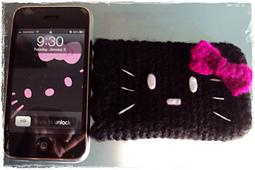 Hello Kitty Cell Phone Cozy